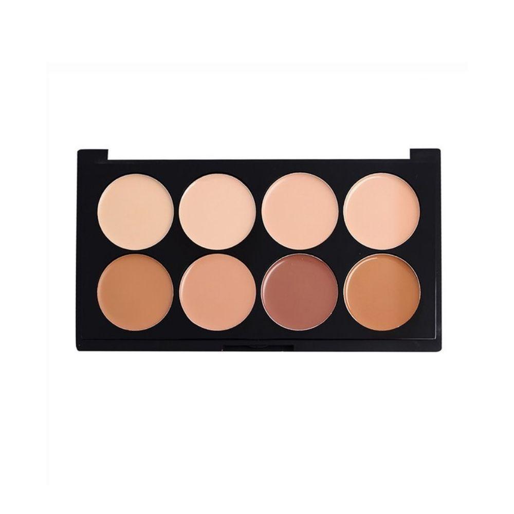 City Color Cream Concealer & Contour Palette 8 X 1,5 gr (1)