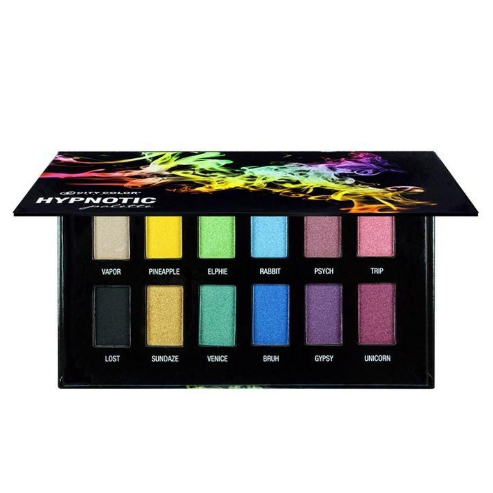 City Color Hypnotic Palette 12 X 1,5 gr (1)