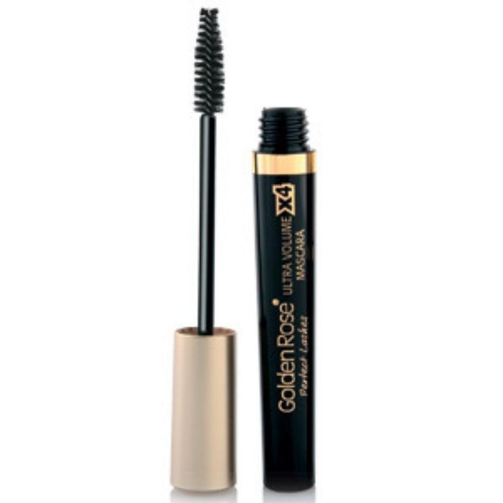 Golden Rose Ultra Volume x 4 Perfect Lashes Mascara 9 ml