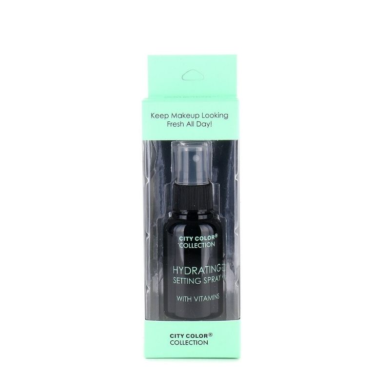 city color hydrating setting spray