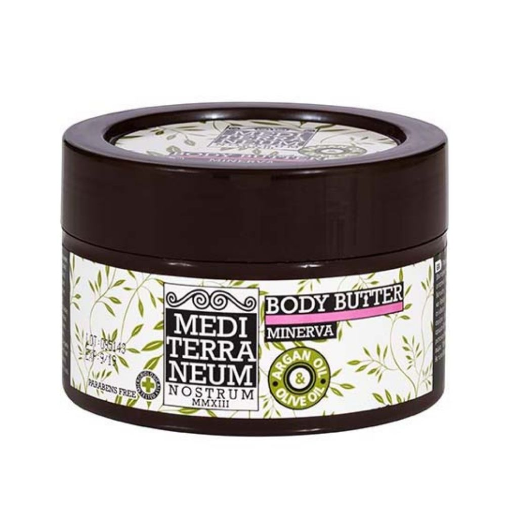 body butter minerva