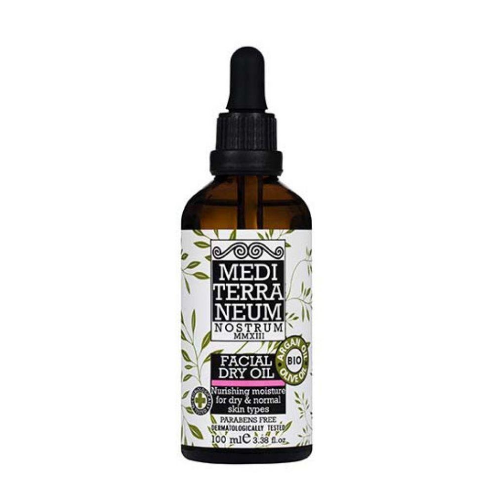 facial dry oil