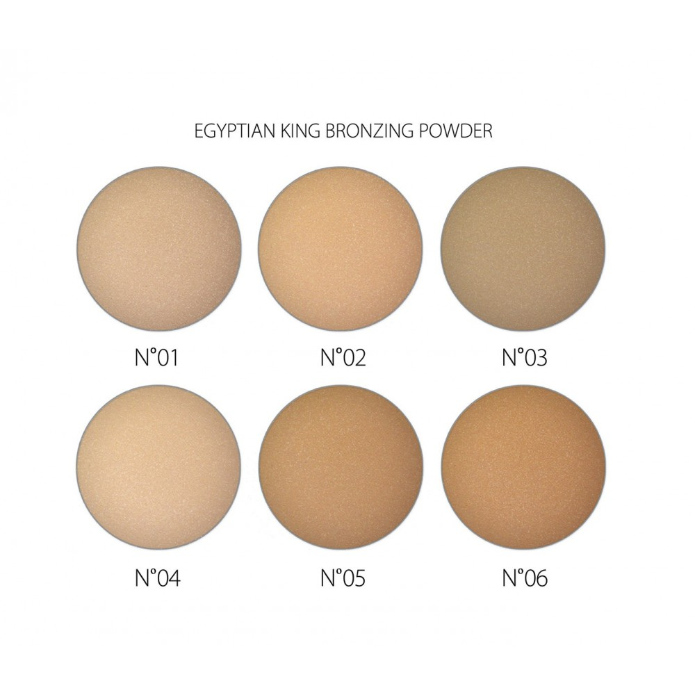 egyptian king bronzing powder 7