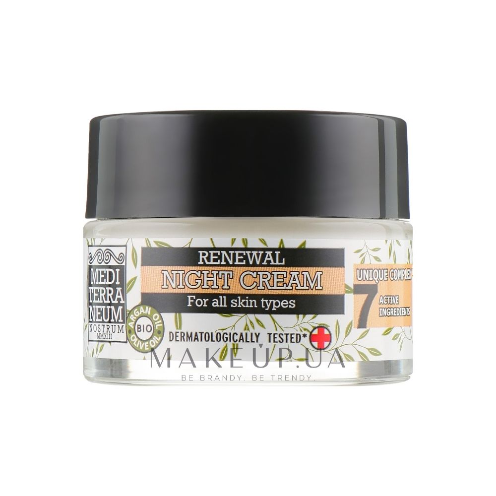 Renewal Night Cream Mediterraneum 50 ml