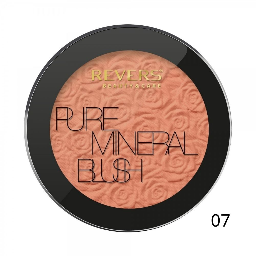 REVERS PURE MINERAL BLUSH 07