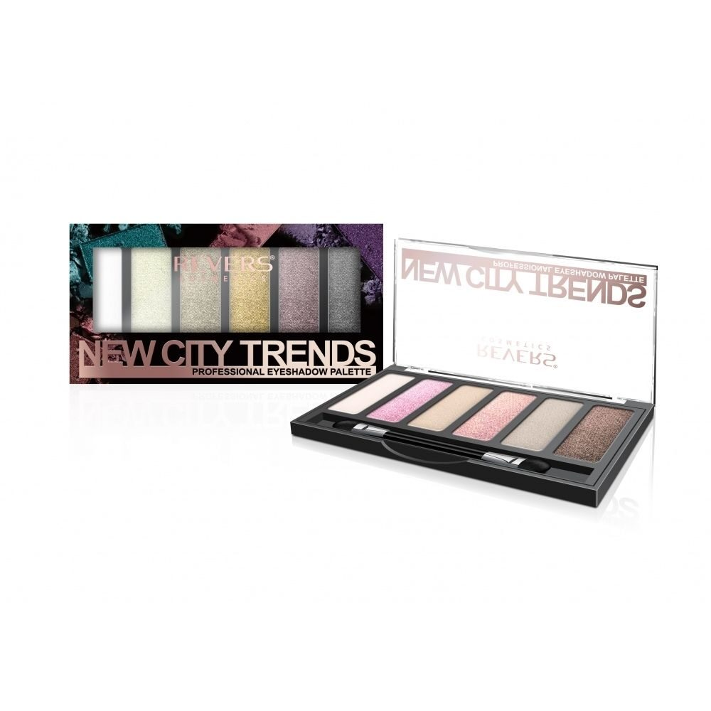 new city trendsl eyeshadow palette