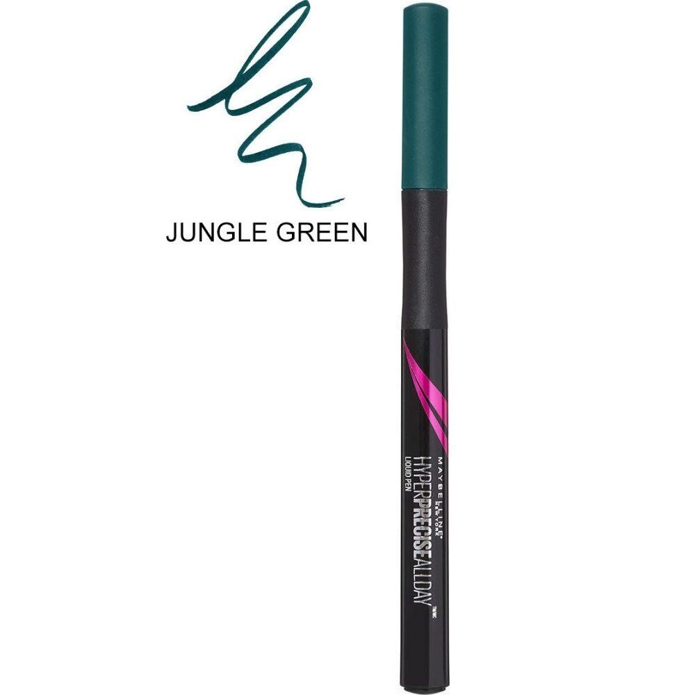 hyper precise jungle green